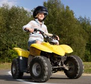 California Motorcycle Accident Attorney Norman Gregory Fernandez discusses the Federal Ban on Dirt Bikes and ATVs for children under 12
