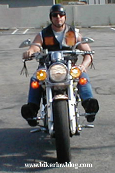 California Biker and Motorcycle Injury Accident Lawyer Attorney Norman Gregory Fernandez