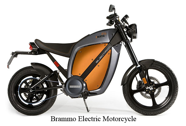 California Motorycle Accident Lawyer Norman Gregory Fernandez discusses the Brammo Electric Motorcycle