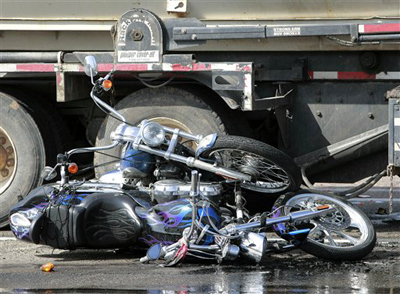 3 Phoenix Arizona Motorcycle riders mowed down and killed After Being Rear Ended in a Horrible Crash.
