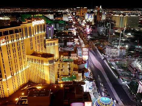 Is Las Vegas a Dying City