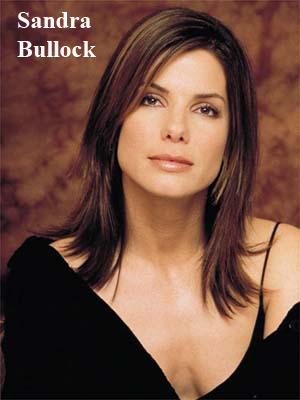 academy award winning actress Sandra Bullock
