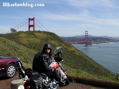 California Biker Motorcycle Lawyer Attorney Norman Gregory Fernandez Discusses Women on Motorcycles
