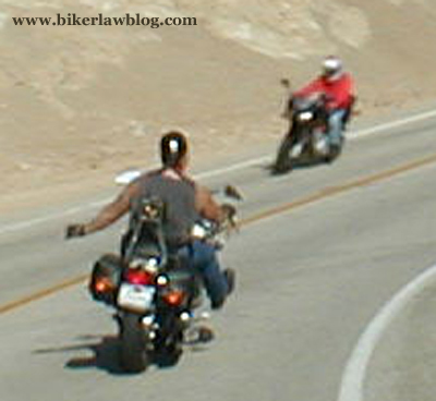 Motorcycle Safety Riding Tips from Motorcycle Lawyer Norman Gregory Fernandez.