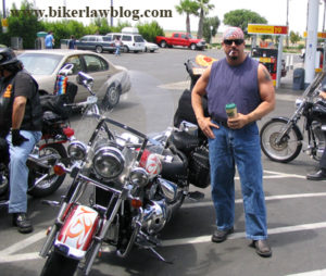 Fresno Motorcycle Accident Lawyer Norman Gregory Fernandez