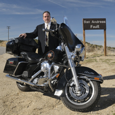 Injuredbikers.com founder and California Motorcycle Accident Attorney Norman Gregory Fernandez