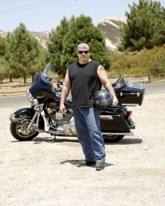 California Motorcycle Accident Attorney and Biker Lawyer Norman Gregory Fernandez, Esq.,