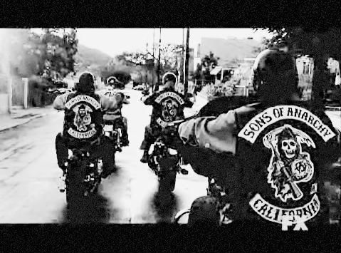 Sons of Anarchy TV show is a biker soap opera