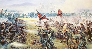 Battle of Gettysburg; The High Water Mark