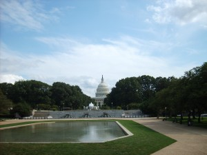 The United States Capital Building