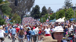 Huntington Beach Independence Day Parade, 2013