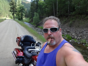 Biker Lawyer, California Personal Injury Attorney, Biker Attorney Norman Gregory Fernandez in Sturgis