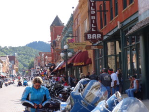 Deadwood, SD, Sturgis 2013