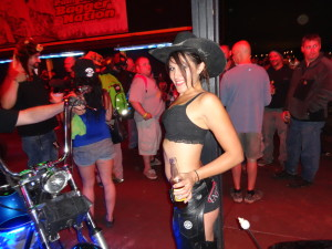 Beautiful Cheri, Sturgis 2013