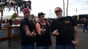 California Motorcycle Lawyer Norman Gregory Fernandez with friends