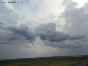 Big Sky Country, Little Bighorn National Battlefield Monument