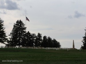 The Little Bighorn Battlefield National Cemetary