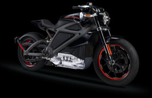 "Harley Davidson Electric Motorcycle ""LiveWire"""
