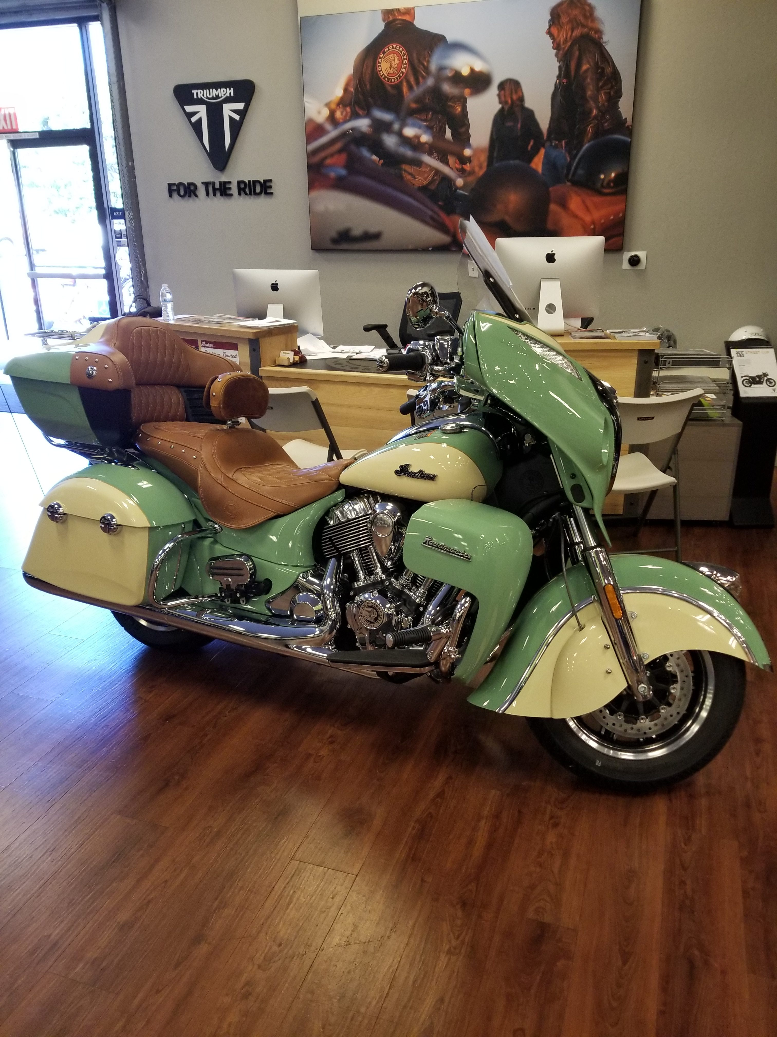 I have switched from Harley Davidson Motorcycles to Indian Motorcycles;  Part 1