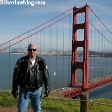 California Motorcycle Accident Lawyer Norman Gregory Fernandez in San Francisco