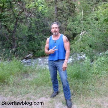 Highland motorcycle accident lawyer in the Black Hills of South Dakota, Sturgis 2014