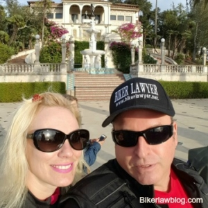 Montrose motorcycle accident lawyer norman gregory fernandez at hearst castle