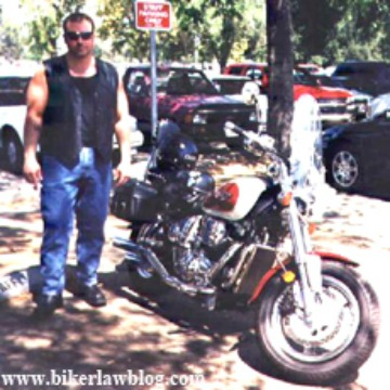 Van Nuys California Motorcycle Accident Lawyer Norman Gregory Fernandez in Balboa Park