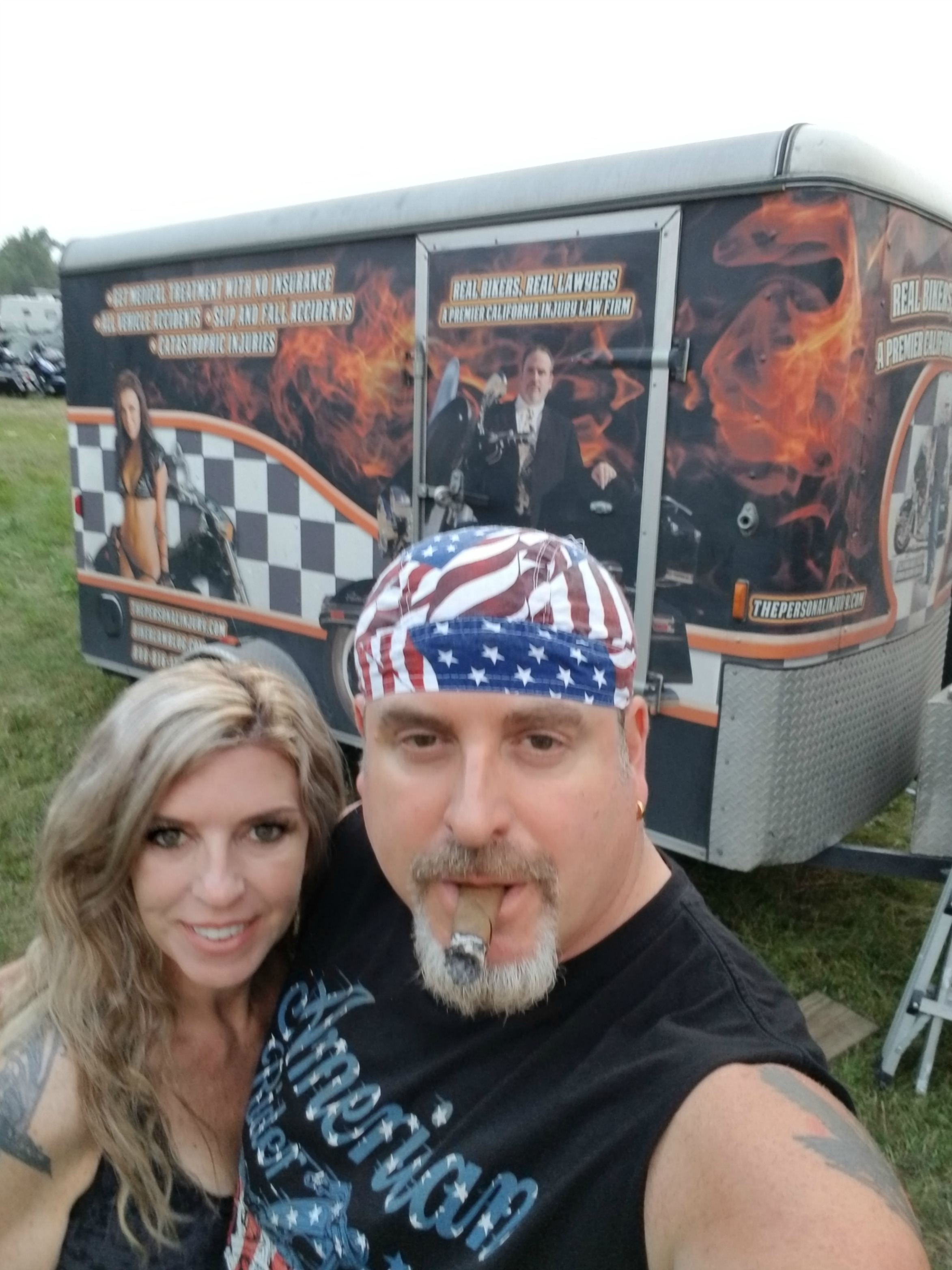 The Sturgis motorcycle Rally 2018, a great time.