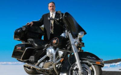 Biker Lawyer Norman Gregory Fernandez