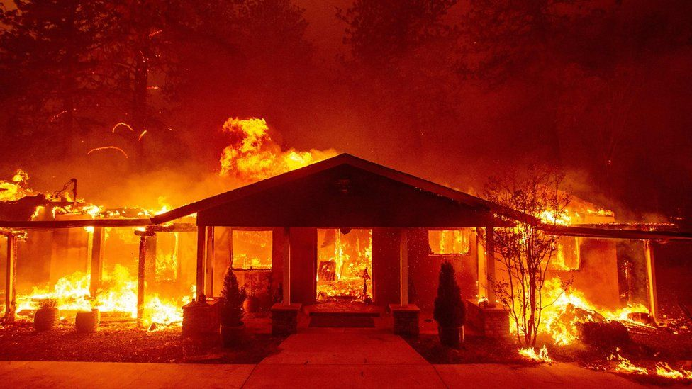 Paradise, California Fire Lawyer to handle your losses Related to the Paradise Fire