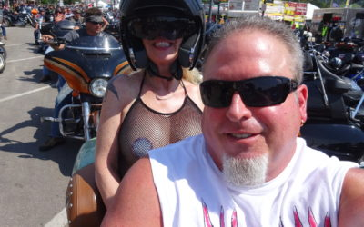 My annual pilgrimage to the Sturgis motorcycle rally, 2019