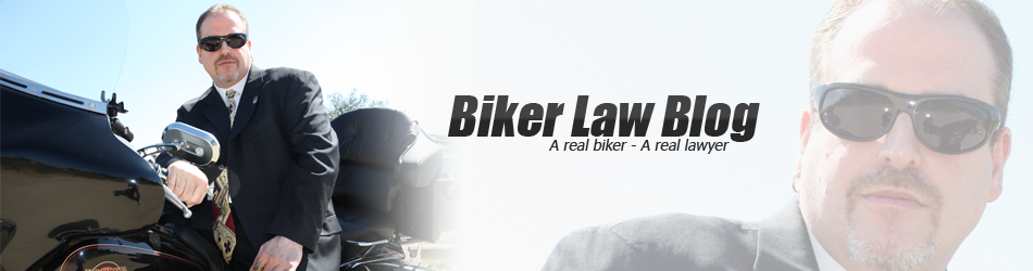 Biker and Motorcycle Lawyer Blog